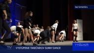 VYSTÚPENIE TANEČNÍKOV SUNNY DANCE