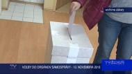 VOĽBY DO ORGÁNOV SAMOSPRÁVY – 10. NOVEMBRA 2018