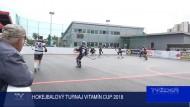 HOKEJBALOVÝ TURNAJ VITAMÍN CUP 2018